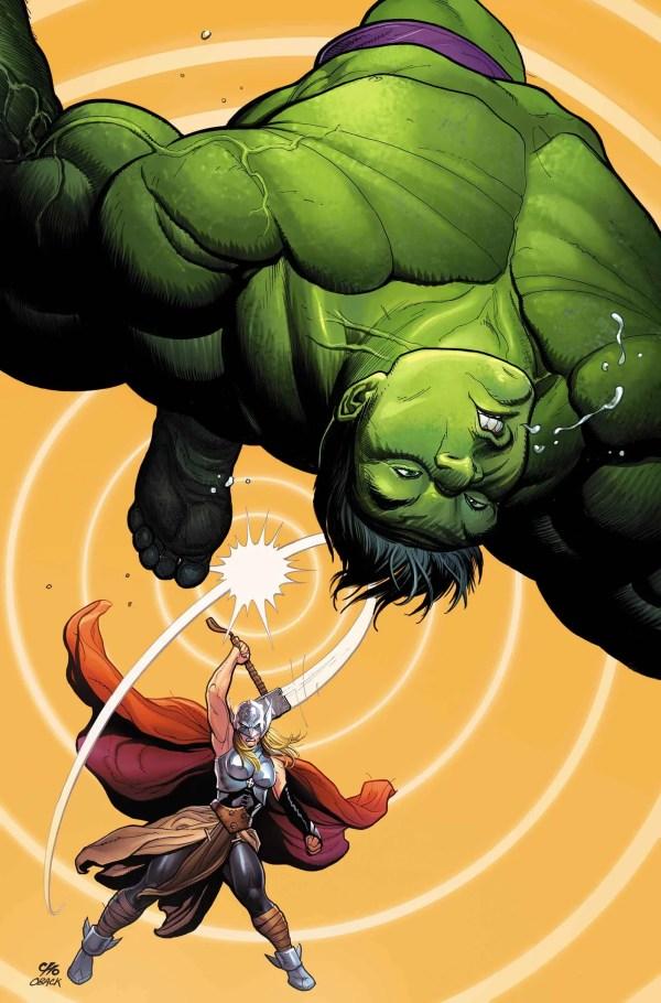 Totally Awesome Marvel Comics Hulk