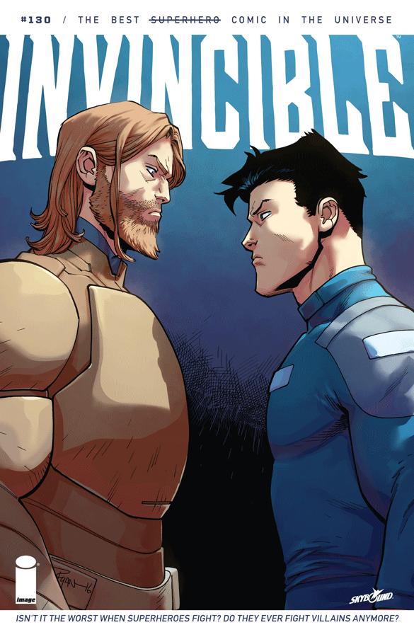 Robert Kirkman Announces End of Invincible Comic Book Series  IGN