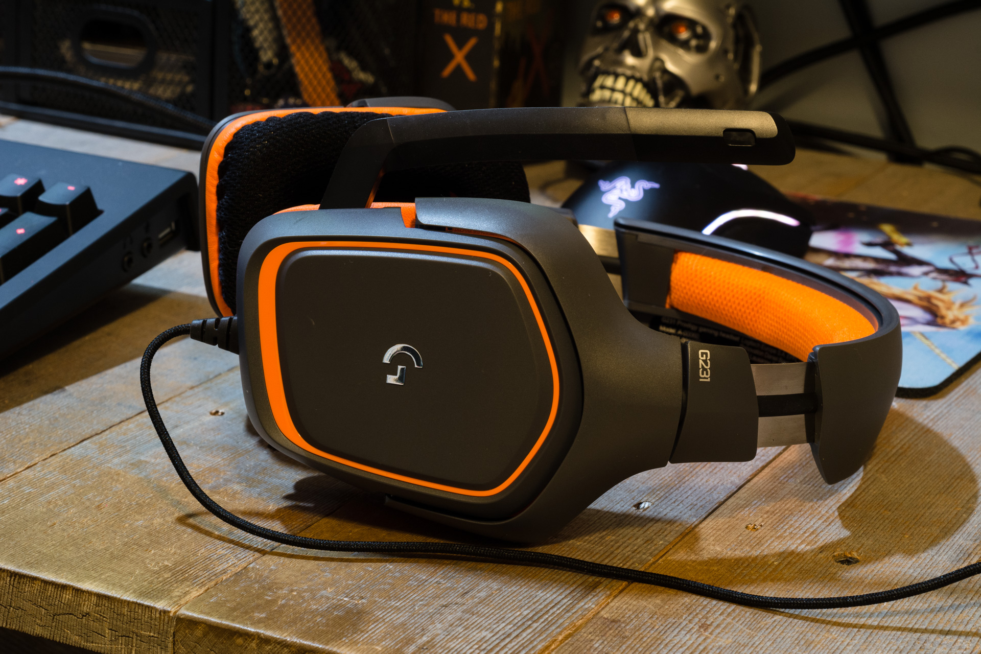 Logitech G231 Prodigy Gaming Headset Review  IGN