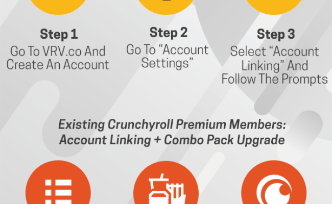 Crunchyroll Users Can Now Link Their Accounts To Vrv Ign