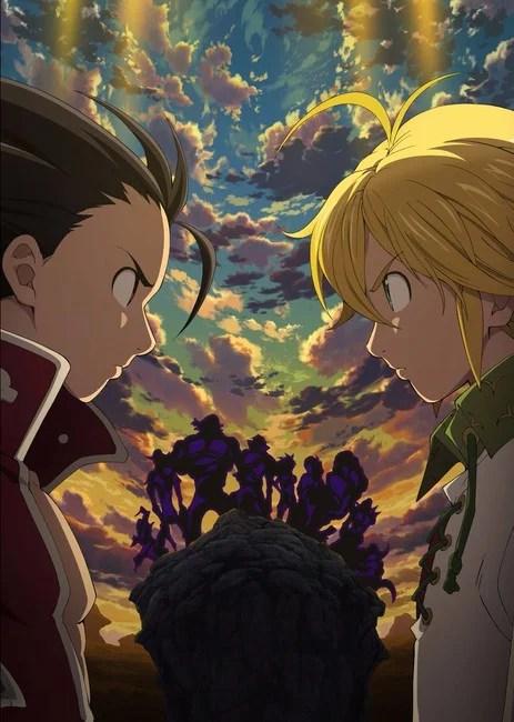 Nanatsu No Taizai Season 2 Episode 17 : nanatsu, taizai, season, episode, Seven, Deadly, Anime, Movie, Coming, Summer, 2018,, Season, Premiere, January