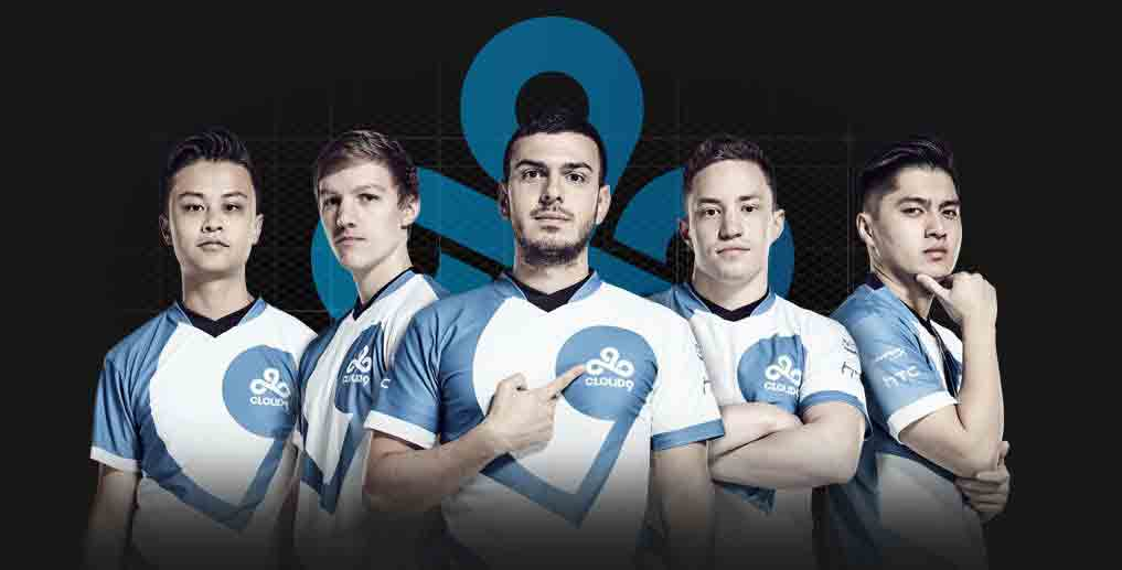 cloud9 becomes first north