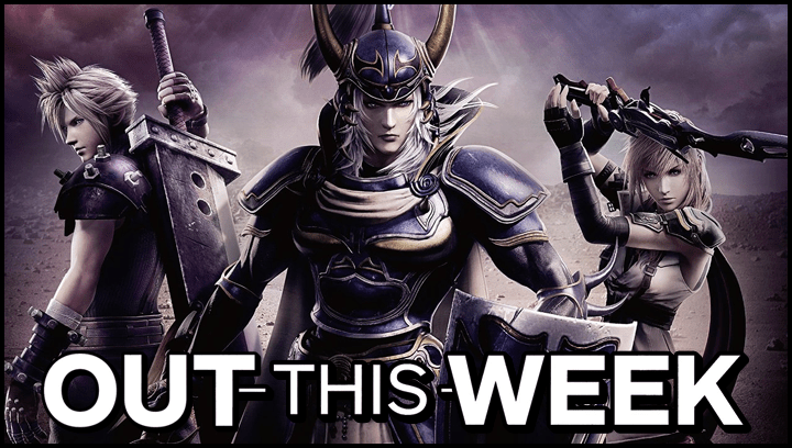 Out This Week: Dissidia Final Fantasy NT, EA Sports UFC 3, SteamWorld Dig on Switch