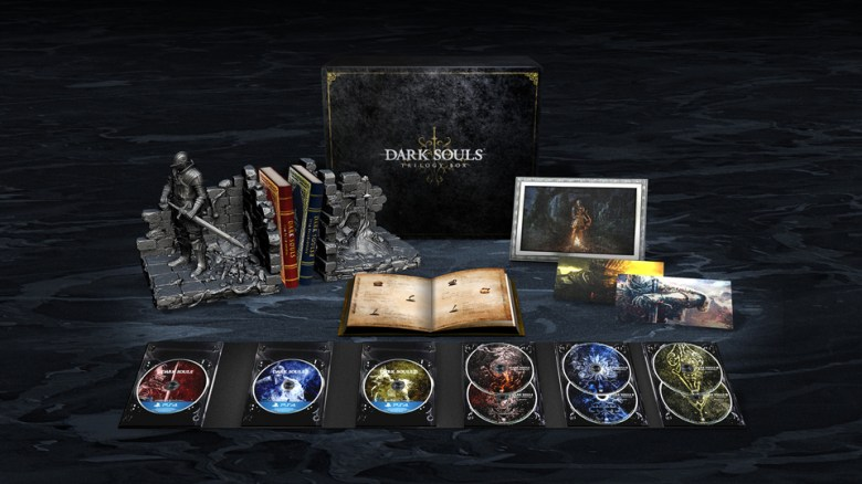 Dark Souls Trilogy Box Set Announced for Japan   PerezStart