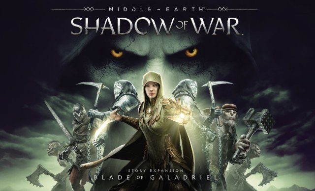 The Blade of Galadriel expansion is available for Middle Earth: Shadow of War starting February 6.