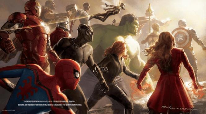 Robert Downey Jr As Tony Stark In Captain America Civil War