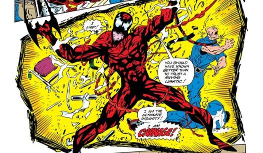 Venom 2 Villain Carnage Explained: Who Is Woody Harrelson's Character? 3