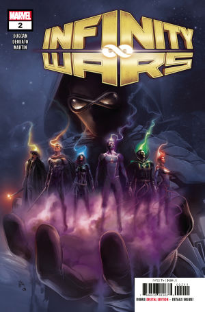 Image result for Infinity Wars #2