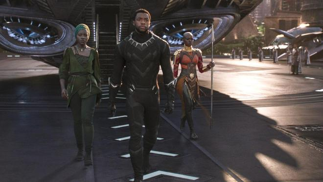 black-panther The 25 Best Superhero Movies Ever   IGN
