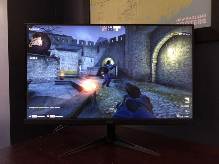 Acer VG270U Gaming Monitor Review - IGN