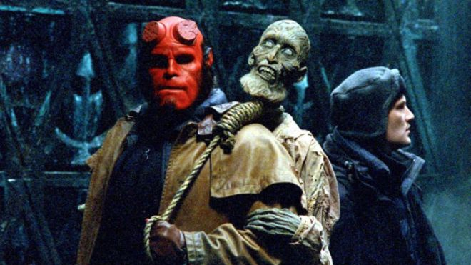 Hellboy1-720x405 Best Sci Fi Movies on Netflix Right Now (February 2020) | IGN
