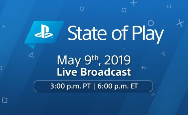 Sony Announces Second State Of Play Livestream Ign