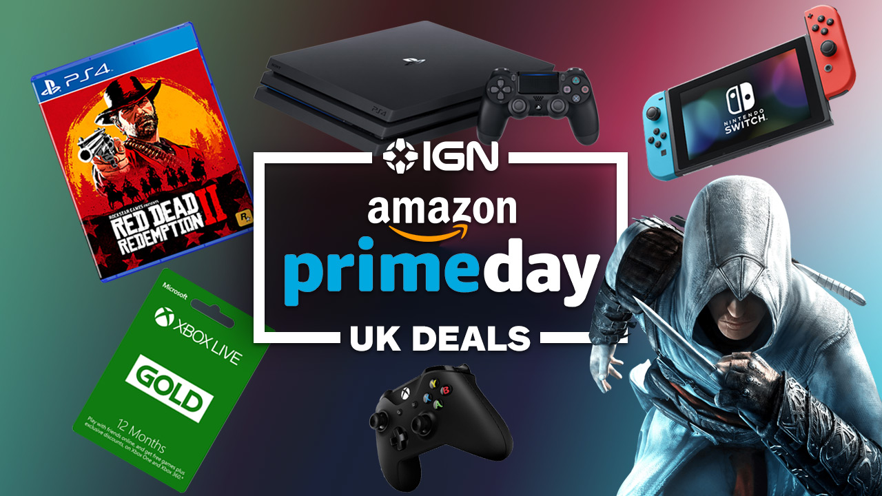 Amazon Prime Day 2019 Gaming Deals Uk The Best Deals On