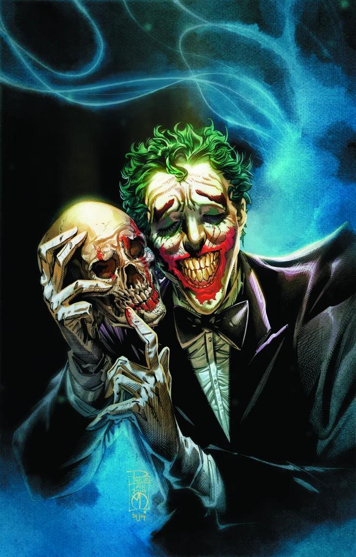 John Carpenter Co Writing Joker Comic For Dc Ign