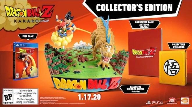 dragon-ball-z-kakarot-collectors-edition Out Today: DBZ Kakarot Collector's Edition Is Still Available | IGN