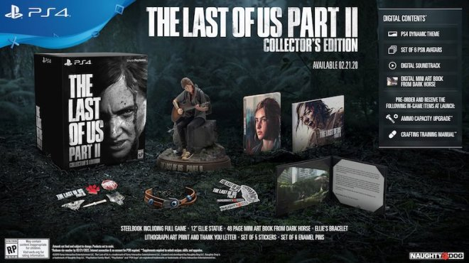 last-of-us-part-2-collectors-edition The Last of Us Part 2 Ellie Edition Will Restock February 13 | IGN