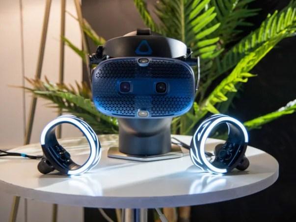Impresiones prácticas de HTC Vive Cosmos 7
