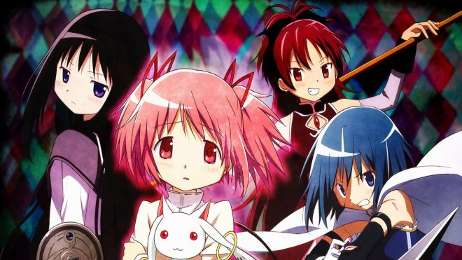 10-Puella-Magi-Madoka-Magica The Best Anime Series on Netflix Right Now | IGN