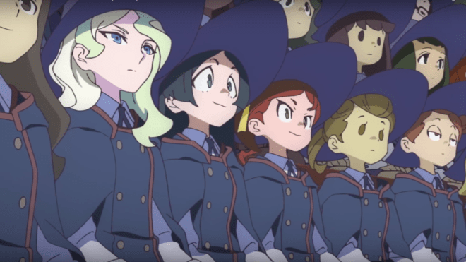 14-Little-Witch-Academia The Best Anime Series on Netflix Right Now | IGN