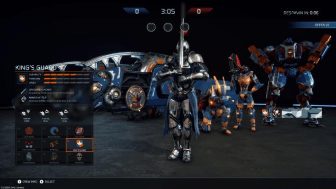 Crew_KingsGuard-720x405 Disintegration: Multiplayer Tips, Teams, and Strategies | IGN