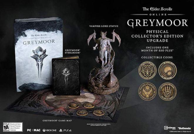elder-scrolls-online-greymoor-collectors-edition The Elder Scrolls Online: Greymoor Collector's Edition Is Up for Preorder | IGN