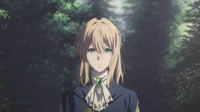 Violet-Evergarden-Eternity-and-the-Auto-Memory-Doll The Best Anime Series on Netflix Right Now | IGN