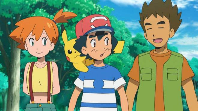 pokemon-sun-moon The Best Anime Series on Netflix Right Now | IGN