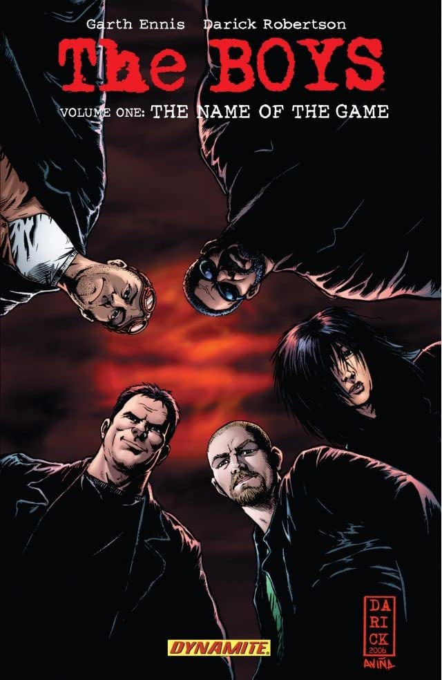 the-boys 25 Best Bingeable Comics on ComiXology Unlimited | IGN