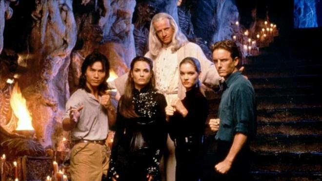 01 Mortal Kombat's Bizarre History of Movie and TV Adaptations | IGN