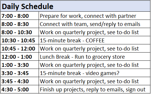 image51 14 Tips to Stay Productive While Working From Home | IGN