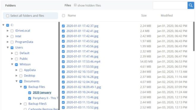 image1-720x405 Backblaze Cloud Backup Software Review   IGN