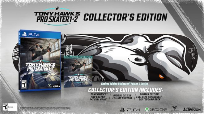 tony-hawks-pro-skater-1-2-collectors-edition Here's Where You Can Preorder Tony Hawk's Pro Skater 1+2 | IGN