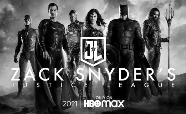Justice League Snyder Cut Is Real Coming In 2021