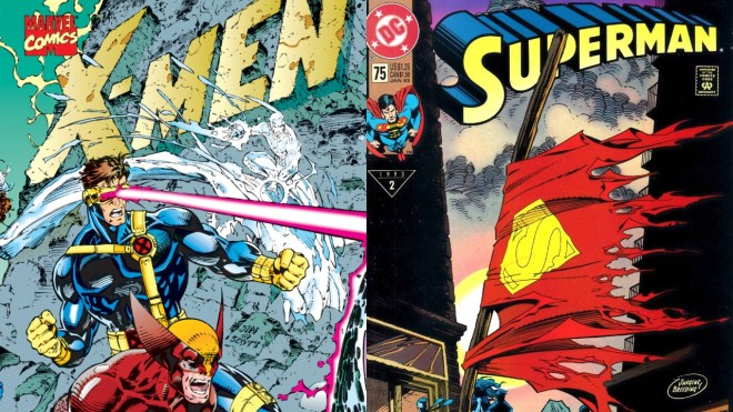 90s-Comics How DC Just Broke Up the Most Powerful Monopoly in Comics | IGN