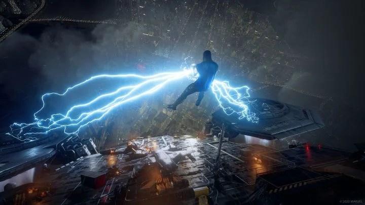 Marvels Avengers PS5 Screen2