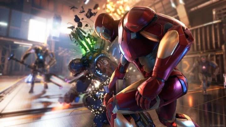 Marvels Avengers PS5 Screen5