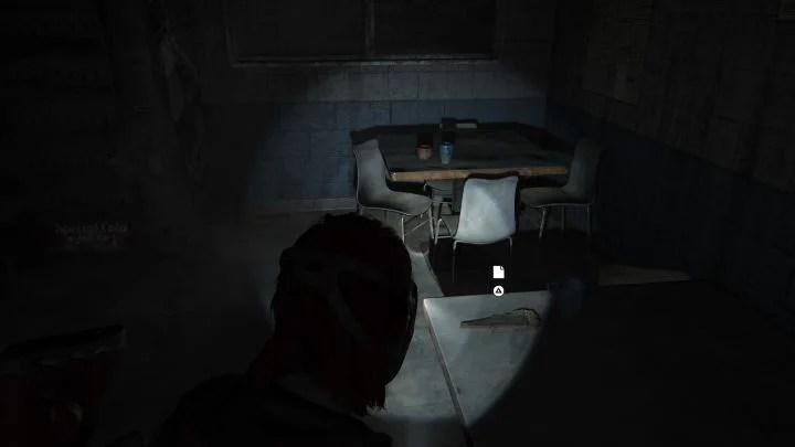 TLOU Tunnel Artifact3 Loc