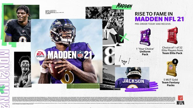 madden-nfl-21-preorder-bonus Madden NFL 21: Here's What Comes in Each Edition | IGN