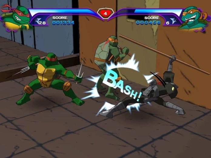2003 - Brawler Game