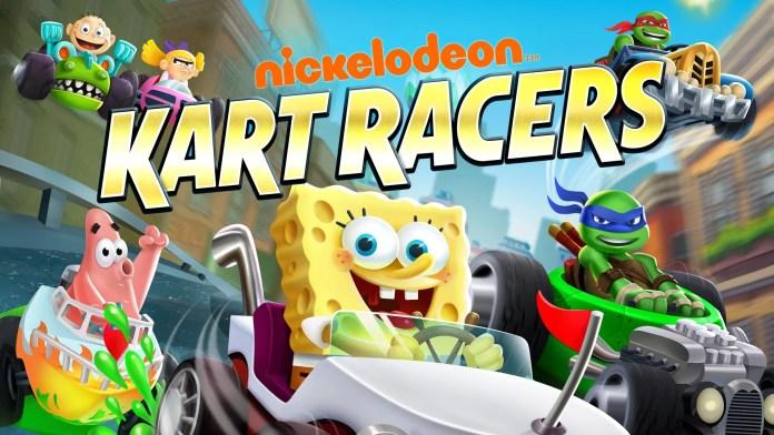 2018 - Nickelodeon Kart Racers