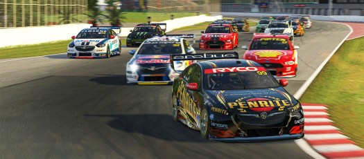 Australia's Supercars Championship went all-in on iRacing with a massive 10-week, 31-race series featuring all drivers from the real championship plus wild cards from F1, IndyCar, and NASCAR every week.