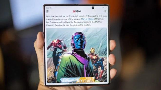 Samsung-Galaxy-Z-Fold-2-25-720x404 Samsung Galaxy Z Fold 2 Review | IGN