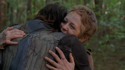 The Walking Dead: Best Daryl and Carol Moments 6