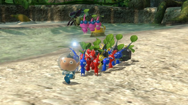 pikmin-3-deluxe The Biggest Games Launching in October and Beyond | IGN