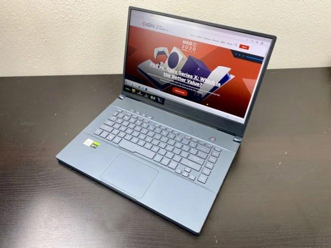 Asus-M15-2-720x540 Asus ROG Zephyrus M15 Gaming Laptop Review | IGN