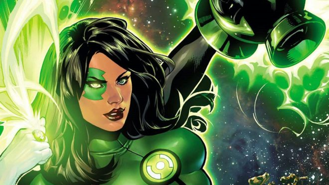 jessica-cruz All the Green Lanterns in the HBO Max Series   IGN