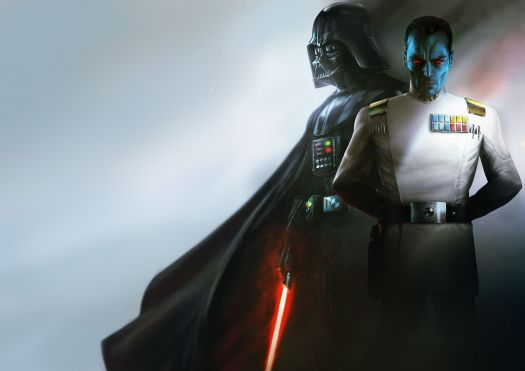 Star Wars' Grand Admiral Thrawn Explained: Who Is Ahsoka Tano Hunting in The Mandalorian? 3
