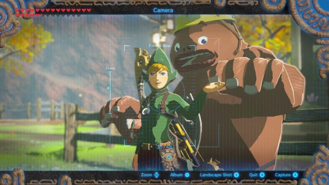 BotW-Tingle-Outfit-Reaction-IGN 54 Things Breath of the Wild Fans Will Love About Age of Calamity | IGN