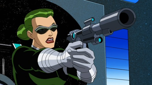 Agent Brand in Avengers: Earth's Mightiest Heroes.