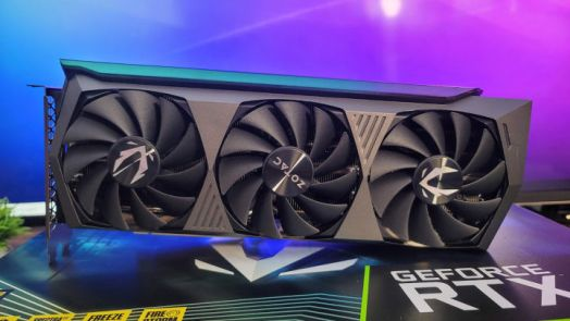 Zotac Gaming RTX 3080 Amp Holo Review 2